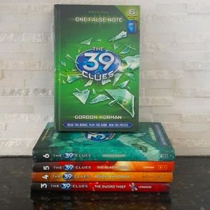 The 39 Clues Series - 5/$60